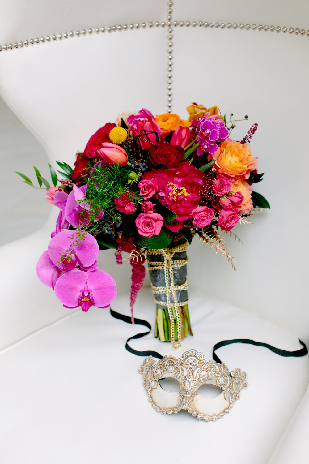 Bouquet - Love, Balmain (Wedluxe)