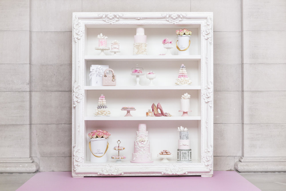 Sweet Shelf - Dior Darling (Wedluxe)