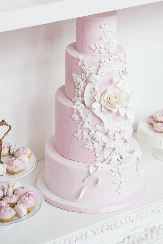 Cake - Dior Darling (Wedluxe)