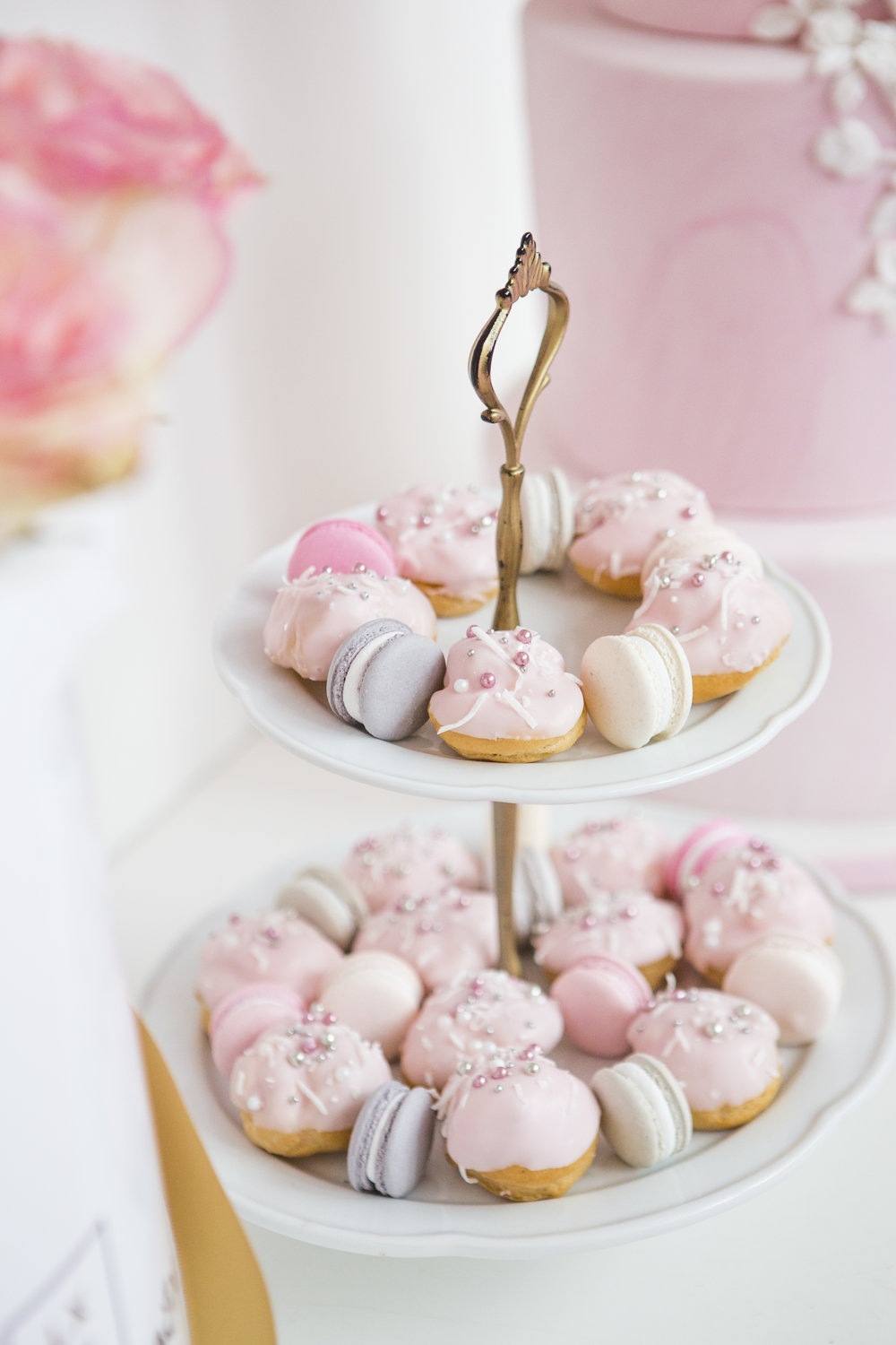 Pink sweets - Dior Darling (Wedluxe)