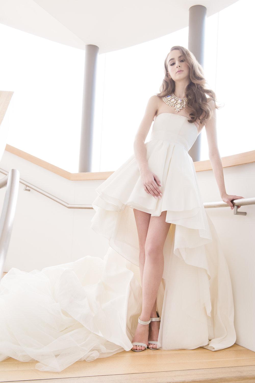 Bride - Dior Darling (Wedluxe)