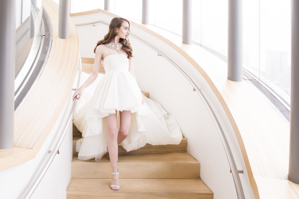 Bride - Dior Darling (Wedluxe)