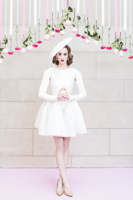 Vintage bride - Dior Darling (Wedluxe)
