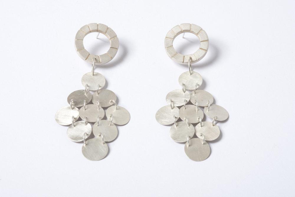 Chandelier Earrings £220