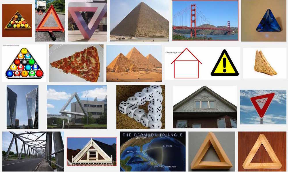 uses of polygons in daily life All of this study lays a foundation for one of the most important applications of  geometry:  and, like always, the study of polygons results in the study of  triangles.