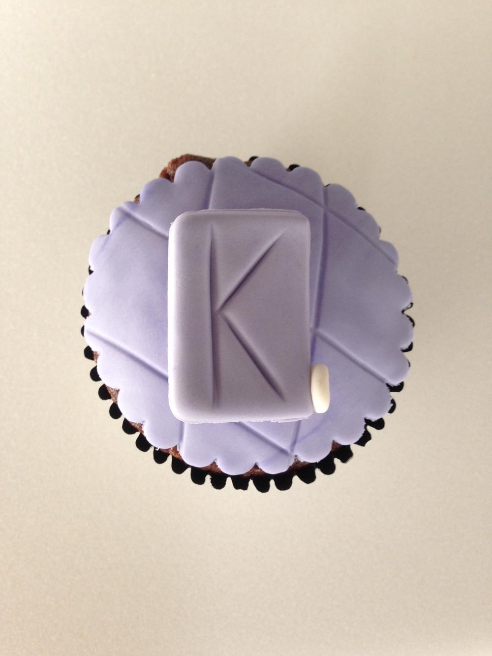 Kevin Murphy Shampoo Bottle Cupcake