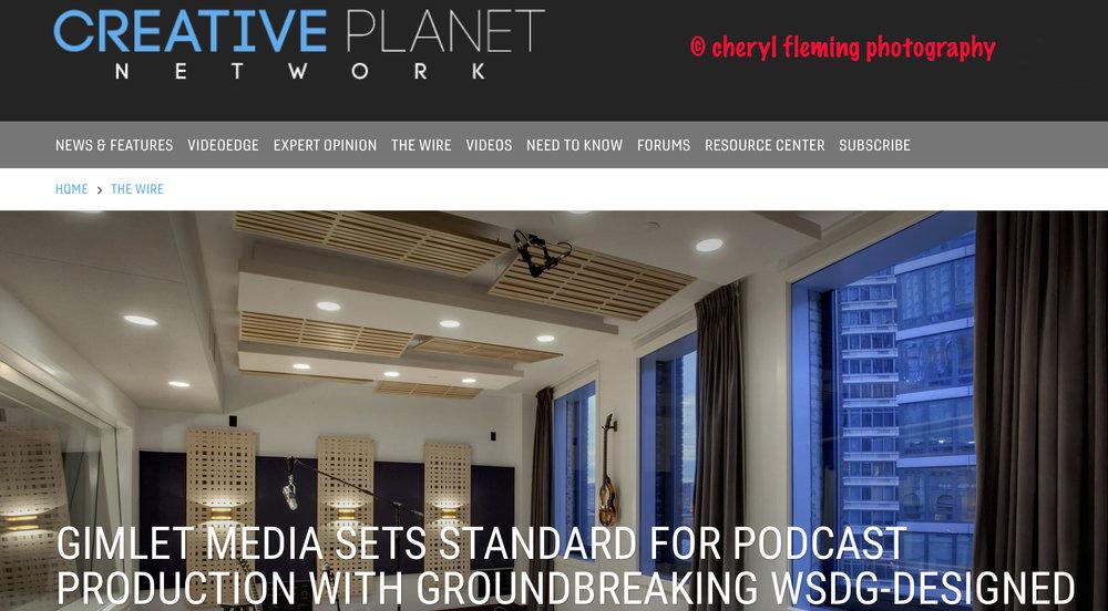 CFP Press -Gimlet Media