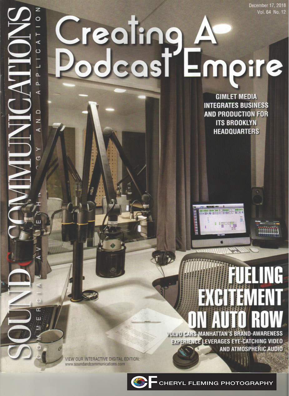Sound & Communications Magazine