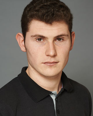Daniel Le-Friec - as Aristarkh