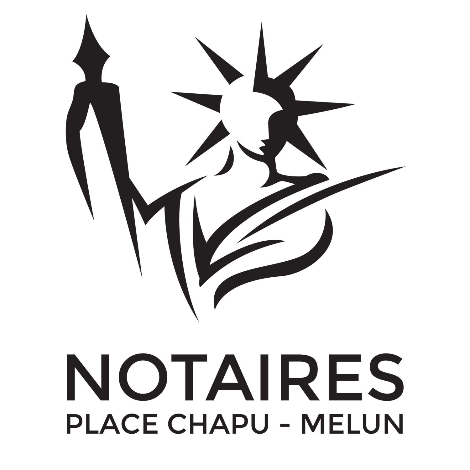 NOTAIRES - Place Chapu - Melun