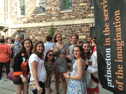 Princeton Arts Alumni management