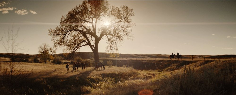 """Screen grab from """"Valley of Bones"""" feature film."""