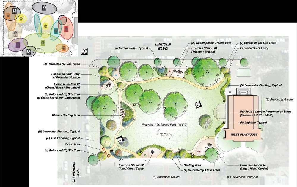 Design Concept: Miles Walk