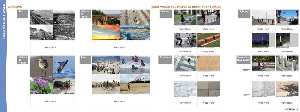 Ocean Front Walk Concepts