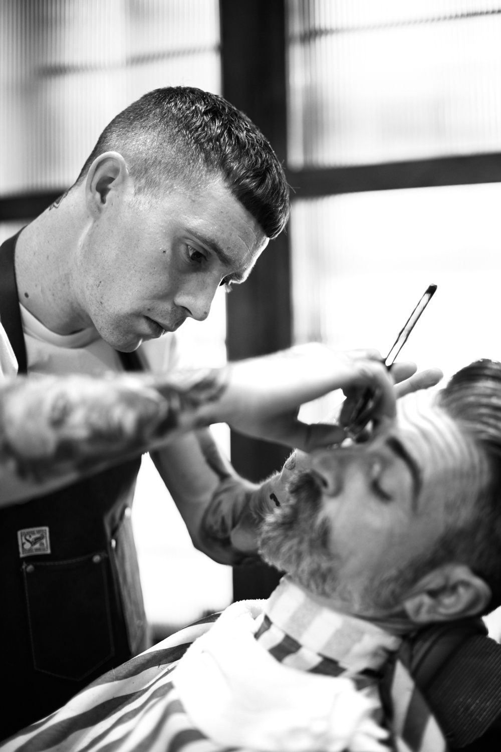 Sam's Barbers for Pomp & Co