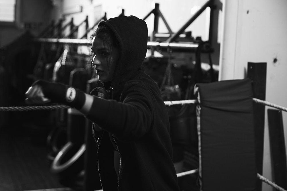 Lynn Kelly / Training