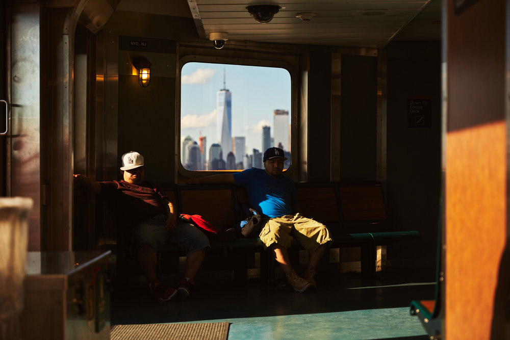 Staten Island Ferry / NYC