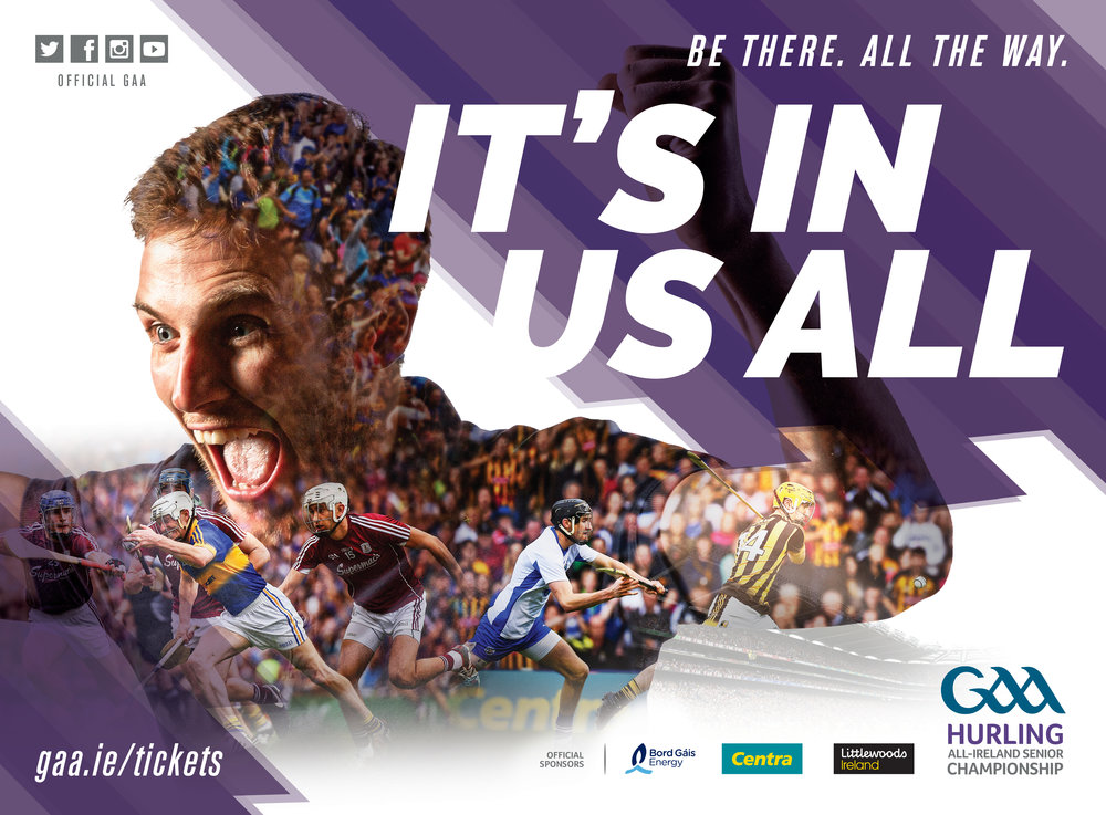 GAA Championship 2017 (Agency: In The Company of Huskies)