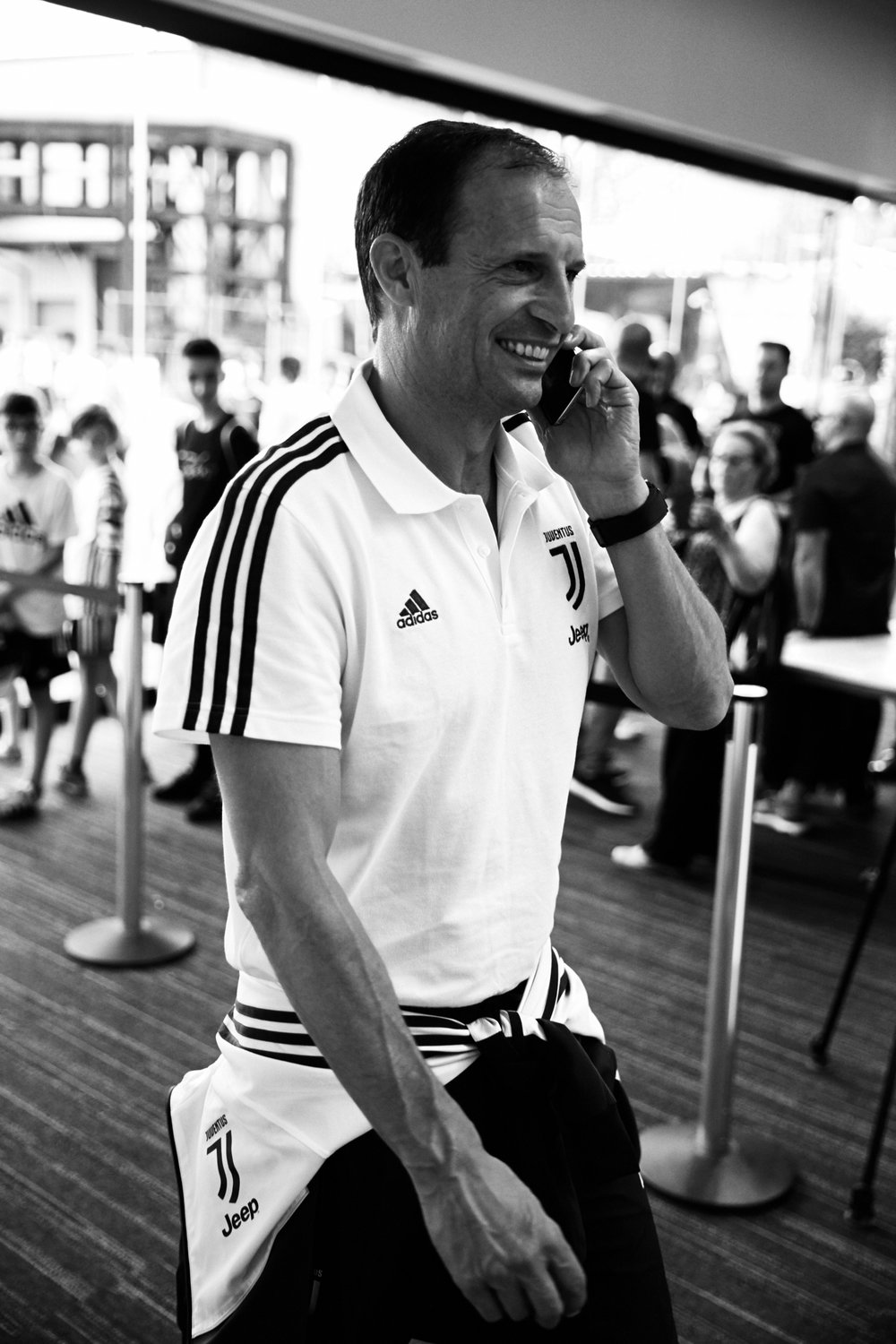 Massimiliano Allegri, Juve manager