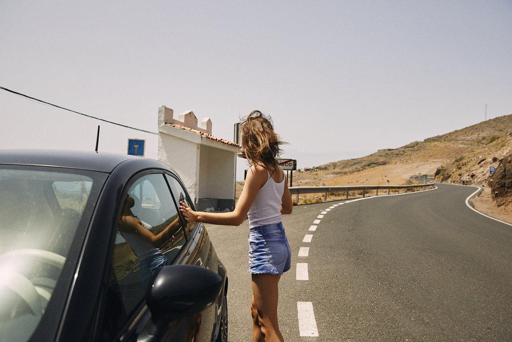 Fiat 500 Roadtrip