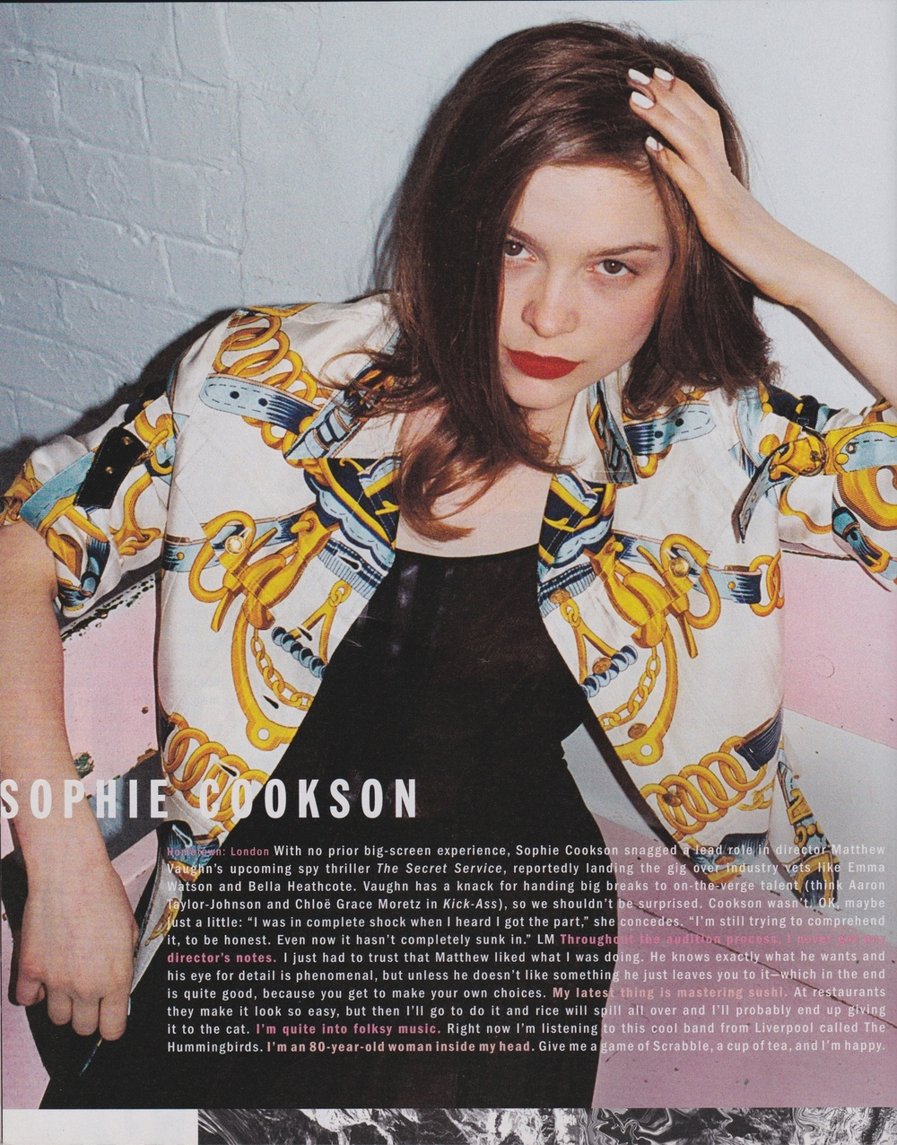NYLON /May H&Y 2014