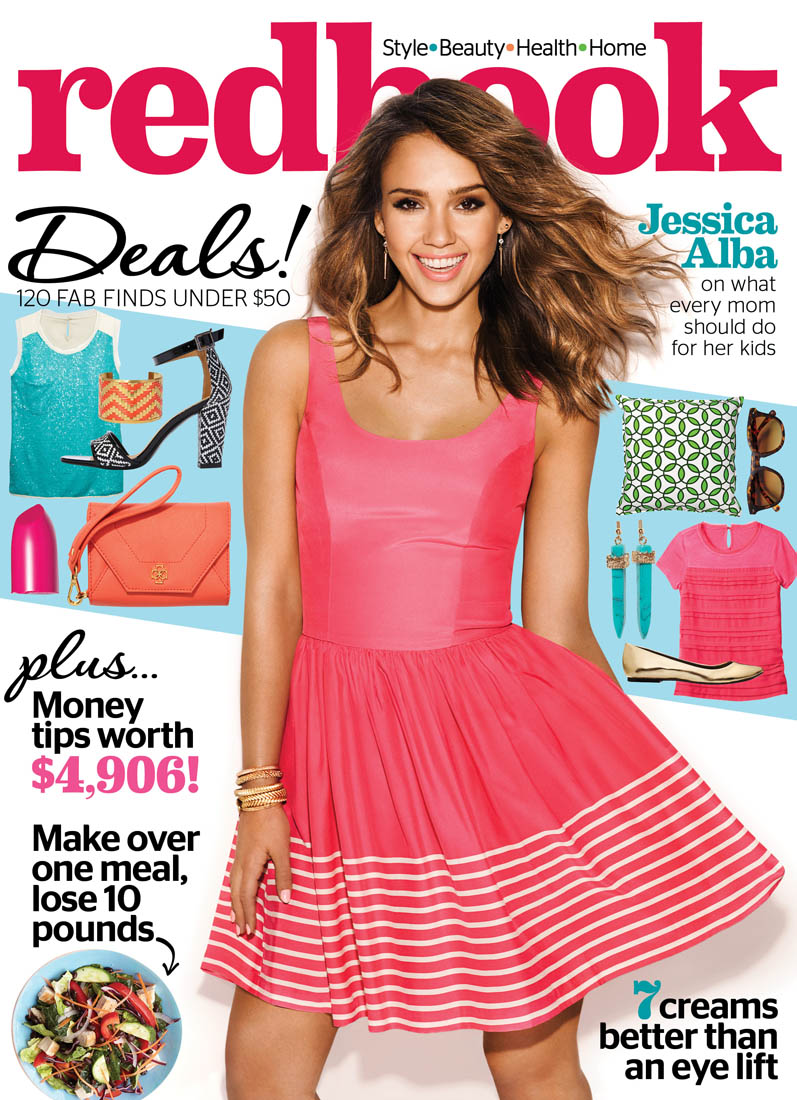 redbook Jessica  /Apr 2014