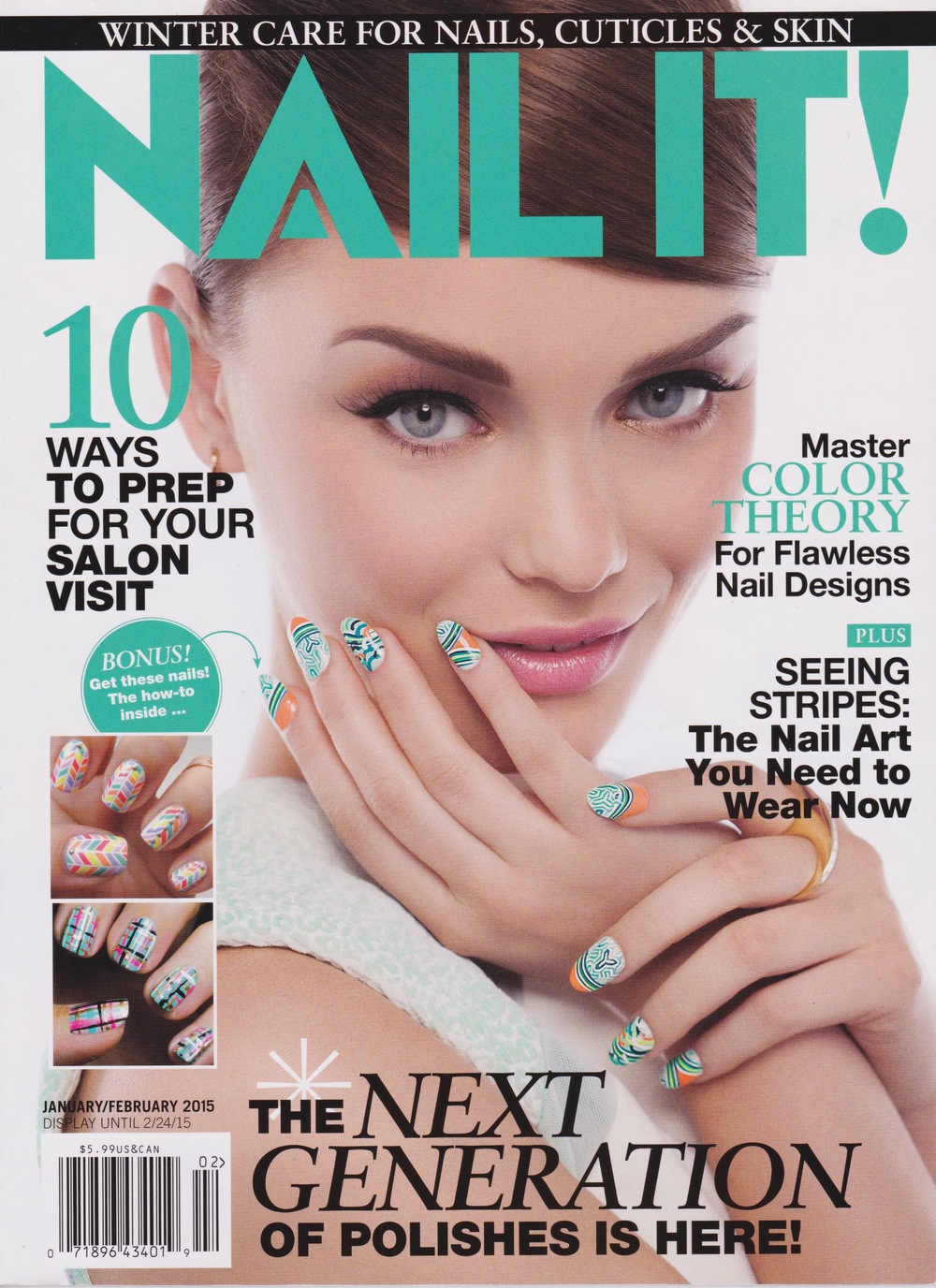 NAIL IT/ Jan Feb 2015