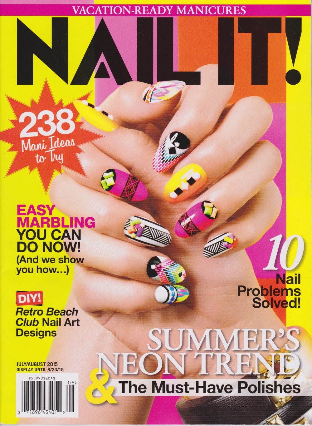 NAIL IT/July Aug 2015