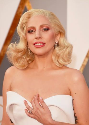 Oscar16'/Lady Gaga
