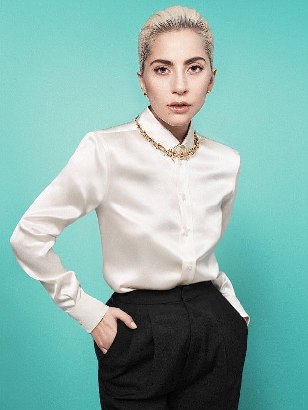 Tiffany&Co./Lady Gaga