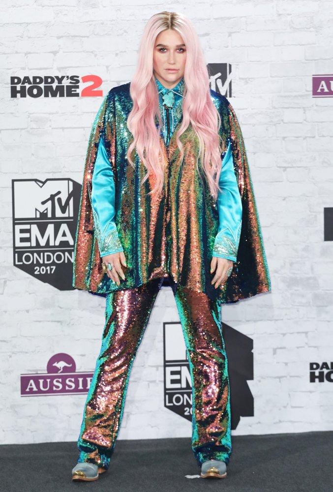 MTV EMAS/ Kesha
