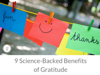 9 Science-Backed Benefits of Gratitude