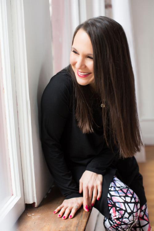 Lena D. Meyer, Founder of Gratitude6