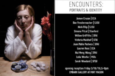 Encounters: Portraits and Identity 03.19.16-05.01.16