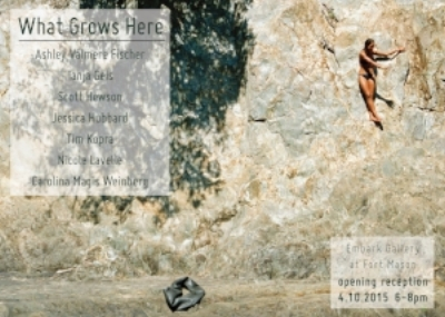 What Grows Here   04.10.15 - 05.23.15