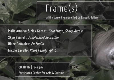 Frame(s)   08.18.16