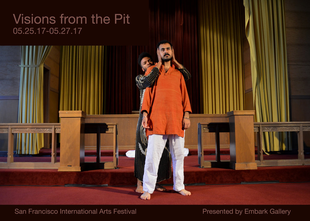 SFIAF: Visions from the Pit   05.25.17-05.27.17