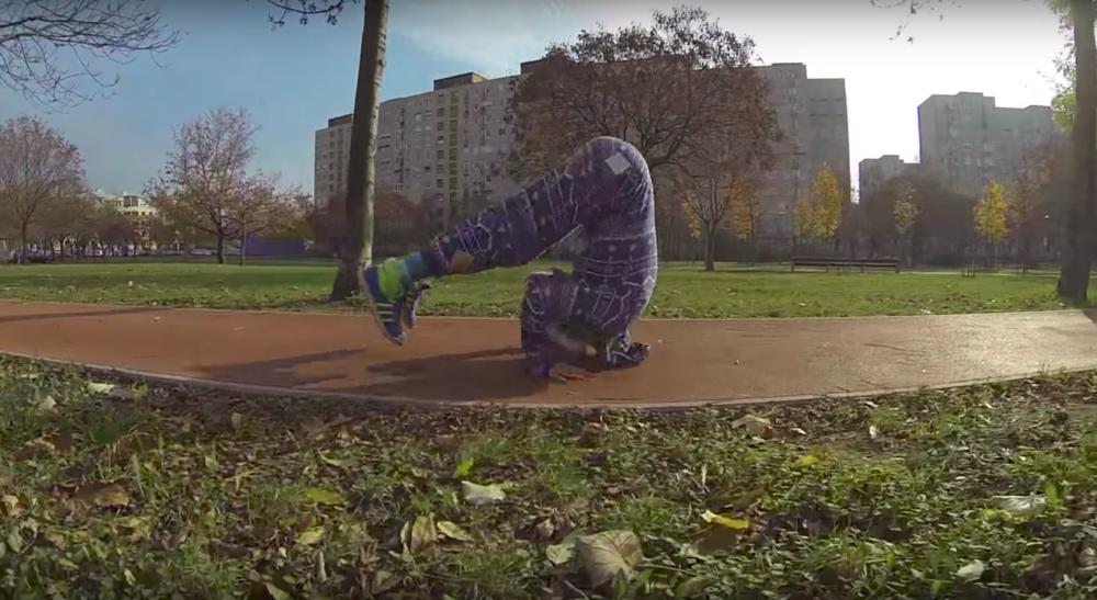 Judit Navratil.Gazdagrét // Budapest, 2015. Video.