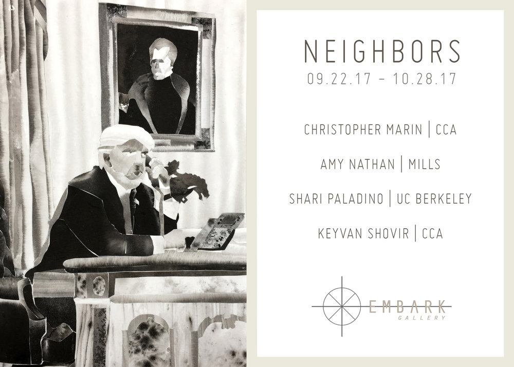 Neighbors   09.23.17-10.28.17