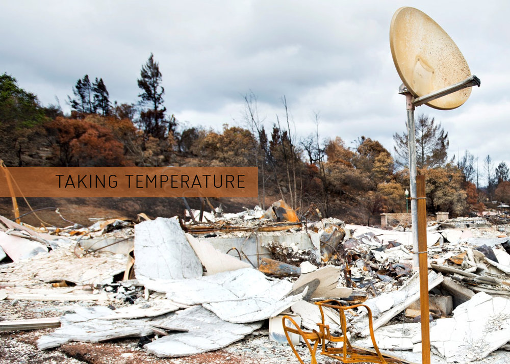 Taking Temperature   09.08.18-10.13.18