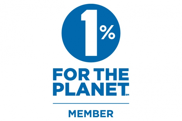 Suga is a proud member of One Percent for the Planet