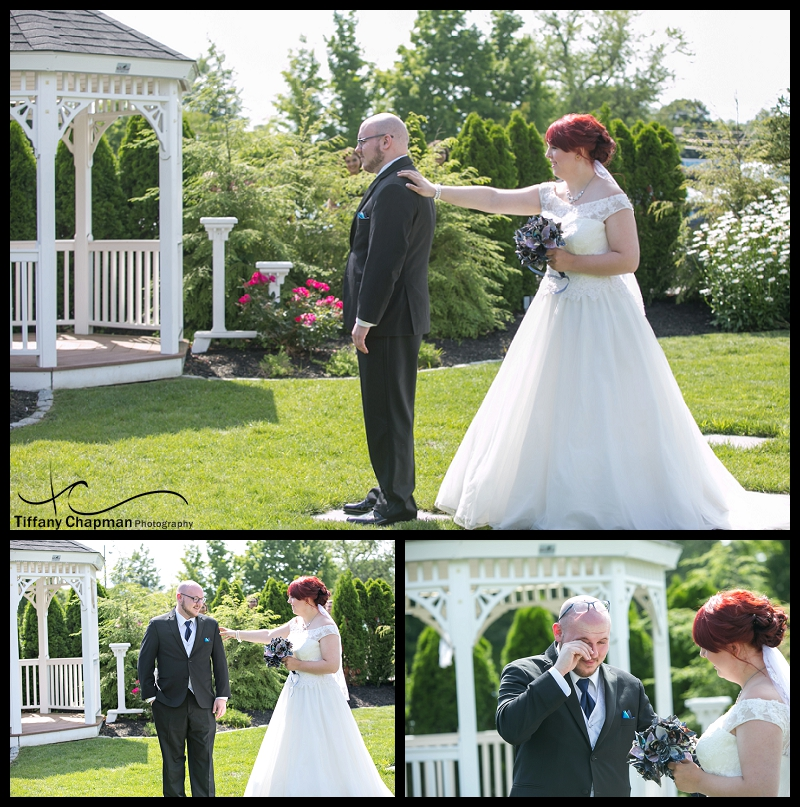 First LOOK - So Sweet.  Adam  - April said her goal was to make you cry...I think she accomplished it!