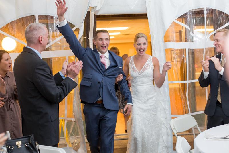 Mr. & Mrs. Ben Graham!