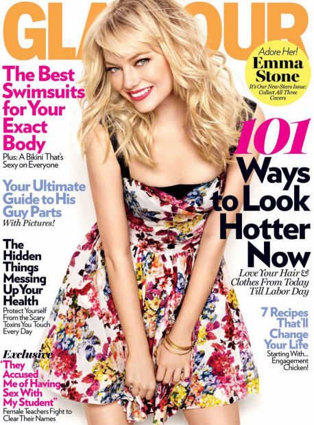 Glamour May 2011