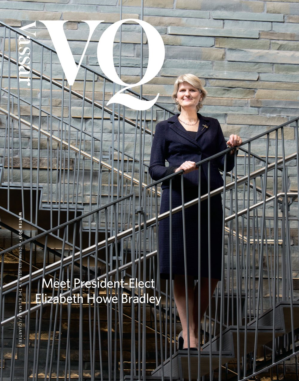 Vassar Quarterly, Cover.jpg