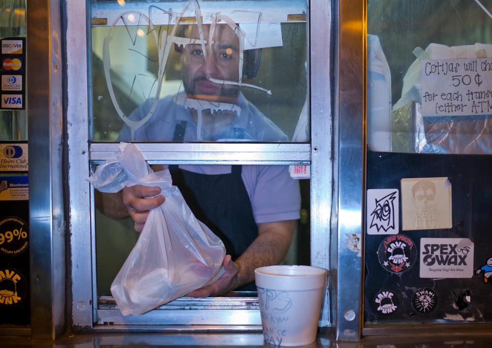 JOSE, Cotija's Taco Shop