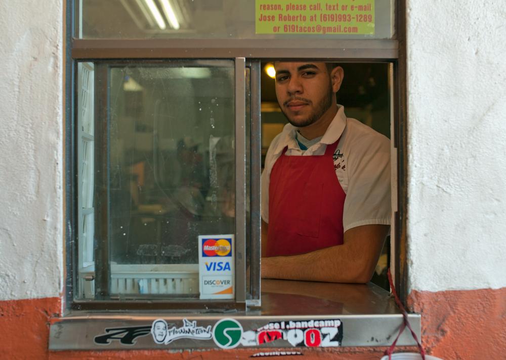 MIGUEL, Roberto's Taco Shop