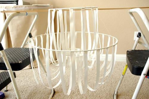 Diy chandeliers kisses cake httppakky105spot aloadofball Images