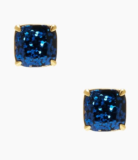 KATE SPADE EARRINGS SMALL SQUARE STUDS US$38.00