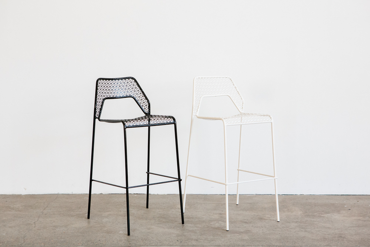 'Hot Mesh' Bar Stool